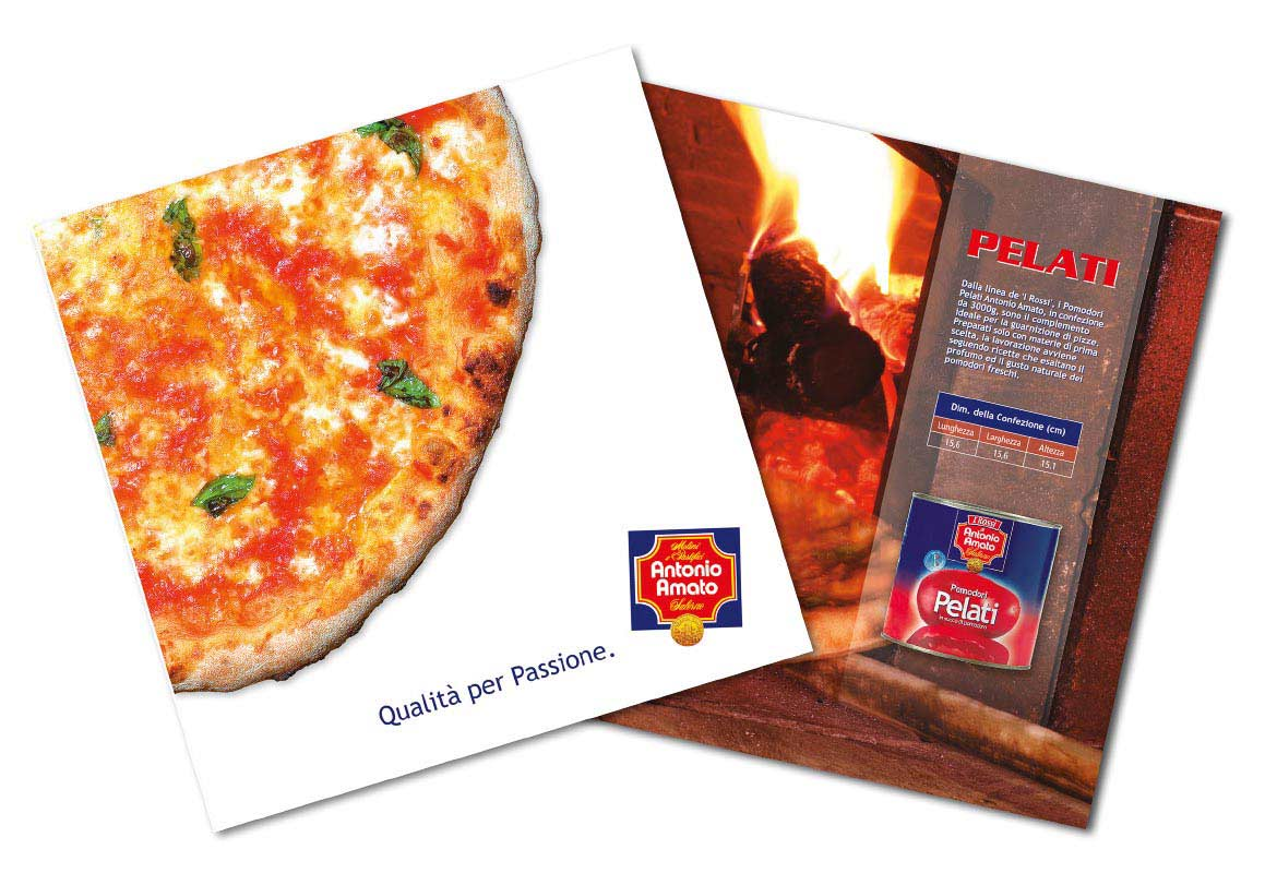 Brochure Linea Pizza